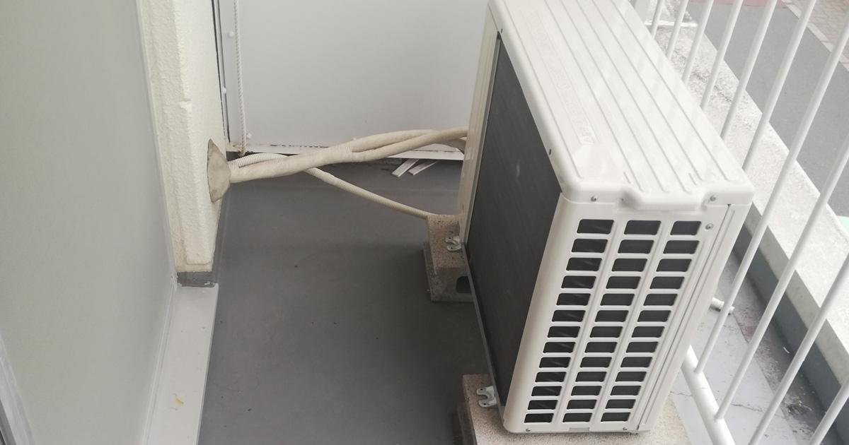 エアコンの室外機は掃除が必要?