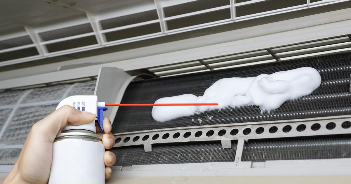 エアコン洗浄スプレーに効果はあるか?